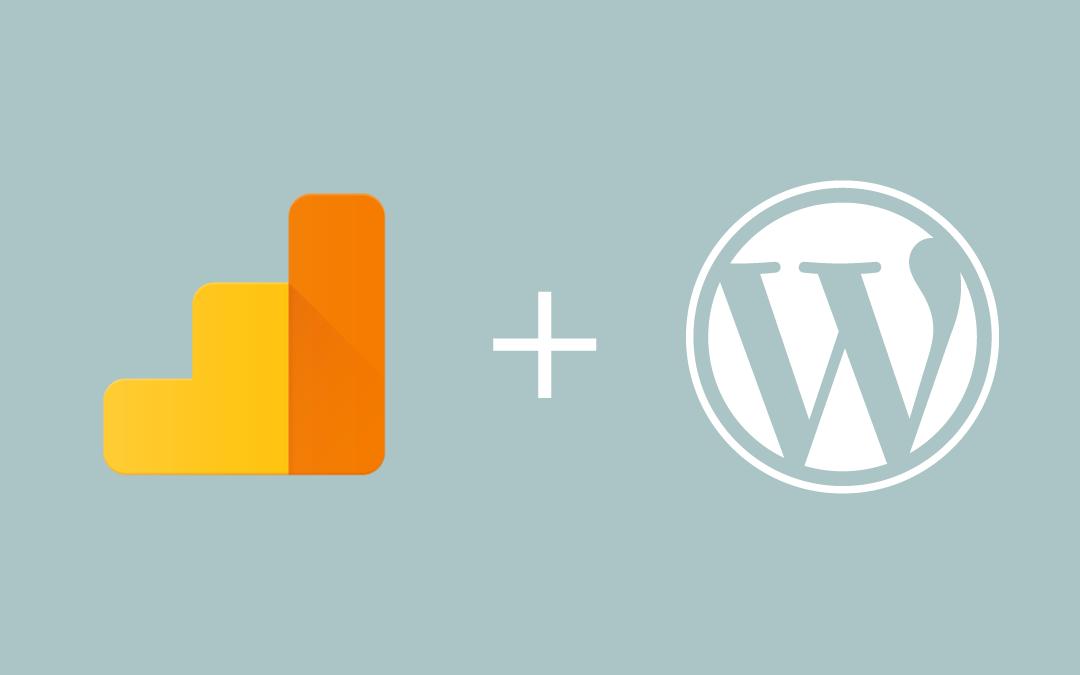 Google Analytics in WordPress einfügen