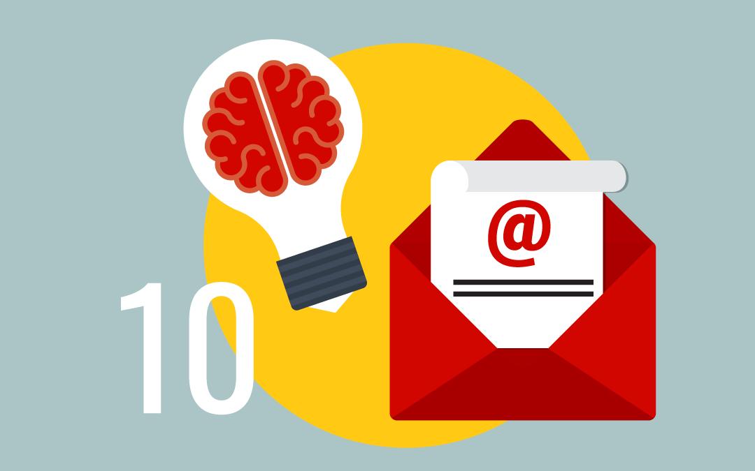 10 Gründe, um mit E-Mail-Marketing zu beginnen im 2021