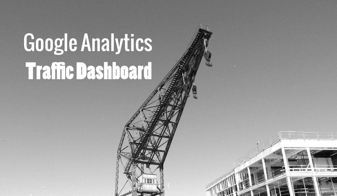 Traffic Dashboard in Google Analytics erstellen