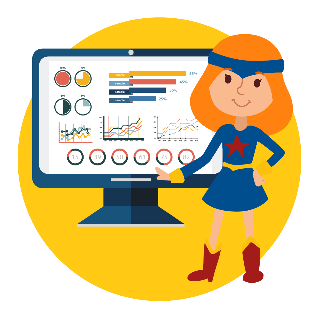 Analytics & KPI Reportings für WordPress