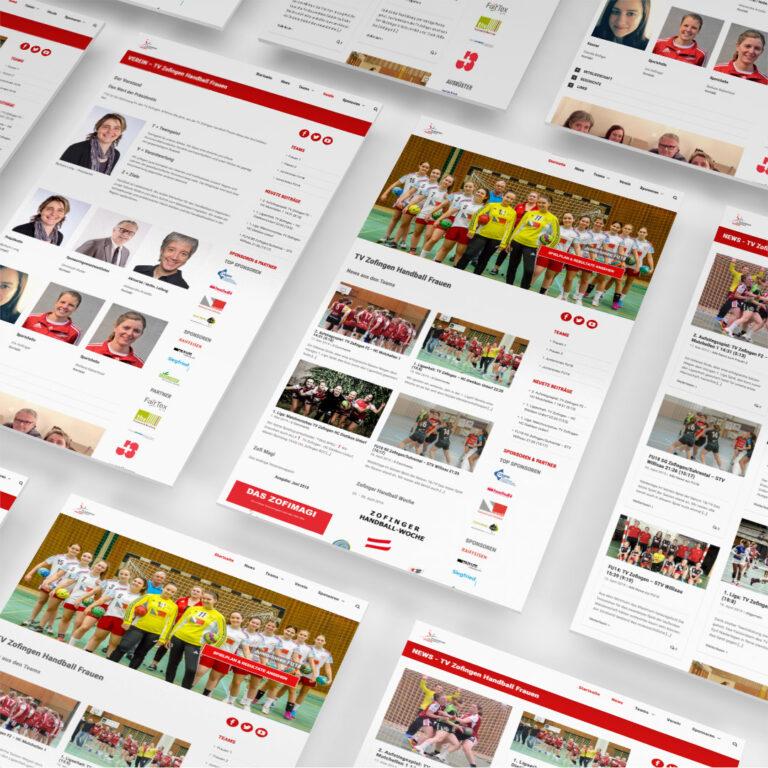 Verein TV Zofingen Handball Frauen (Zofingen)