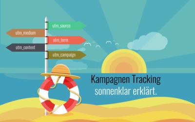Kampagnen Tracking sonnenklar erklärt
