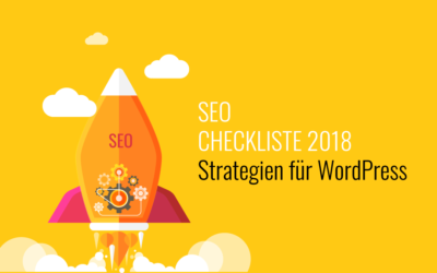 SEO Checkliste 2018 für WordPress Websites