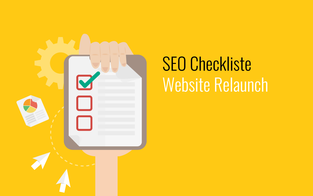 SEO Checkliste für den Website Relaunch