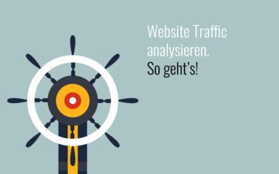 Traffic-Analyse – Quellen/Medium-Berichte in GA
