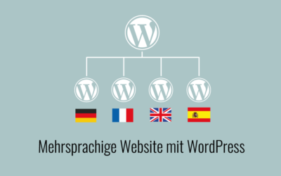 Mehrsprachige WordPress Website erstellen