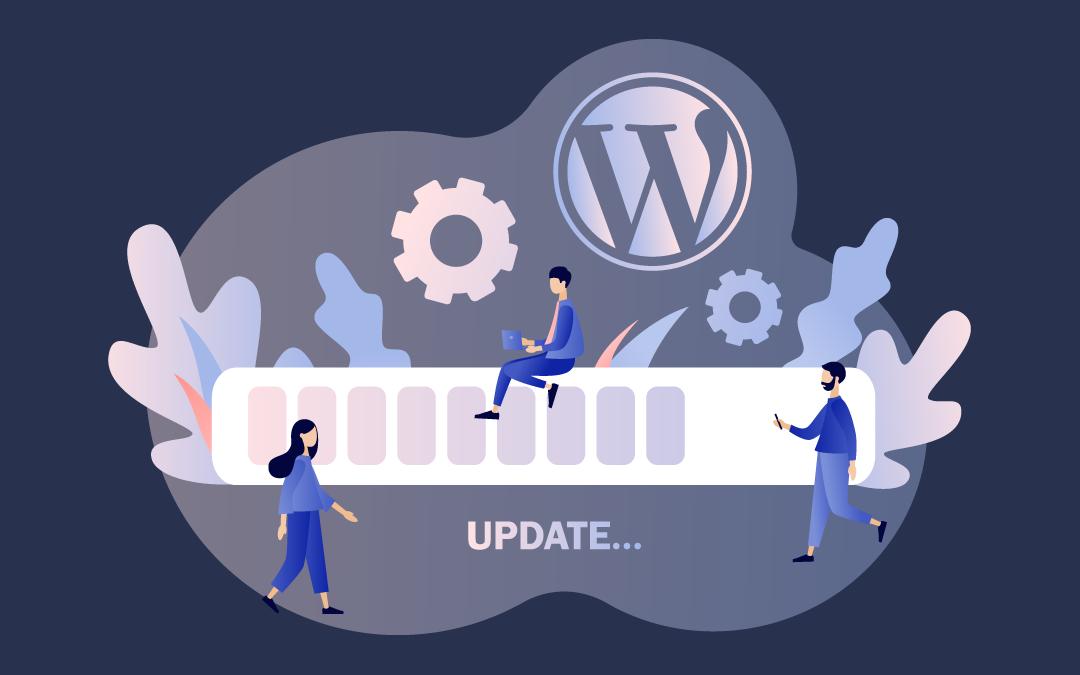 WordPress aktualisieren und pflegen