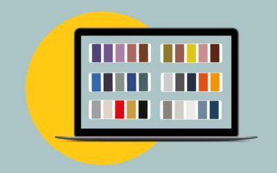 """Webdesign: Farbpaletten finden mit """"Coolors"""" – eine Anleitung"""