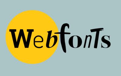 Google Fonts: Schriften finden fürs Webdesign