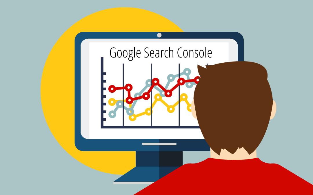 Google Search Console - Leistungsberichte