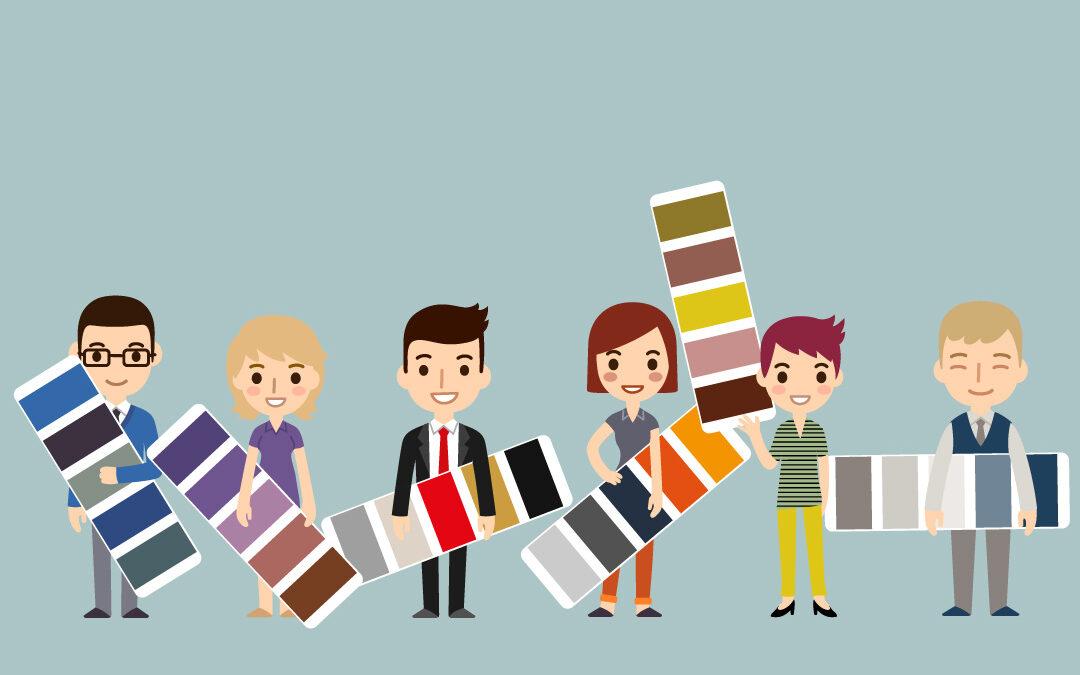 Farb-Psychologie - Farben für die Zielgruppe